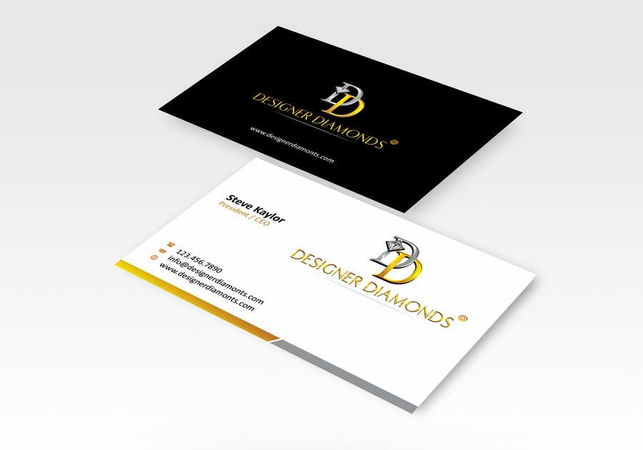 #5 for Design some Stationery for a Jewelery Company (Letterhead/Envelope/Business Card) by ezesol