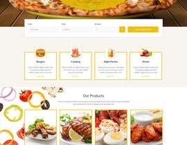 #10 untuk Design a Website Mockup for a bakery oleh boutsourcers
