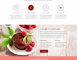 #5 for Design a Website Mockup for a bakery by rhmguy