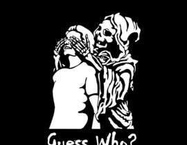 #22 untuk Funny Grim Reaper 1 Color  T-Shirt Design oleh frostyerica