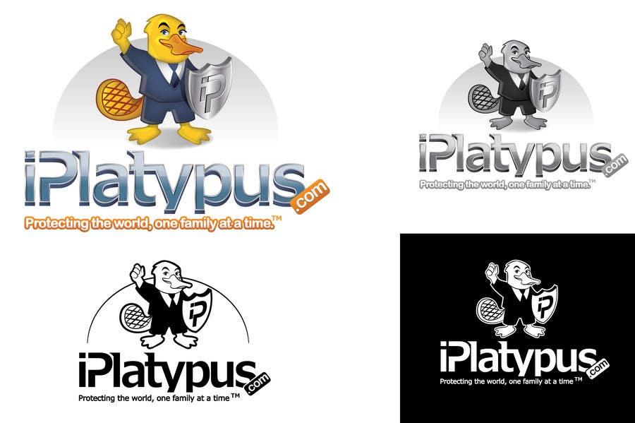 Contest Entry #                                        71                                      for                                         Logo Design for iPlatypus.com