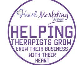 #47 untuk Heart Marketing Logo oleh inviAvai