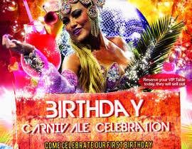 #13 untuk Birthday Carnivale Celebration oleh sumantechnosys
