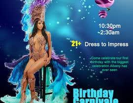 #19 untuk Birthday Carnivale Celebration oleh Alaber