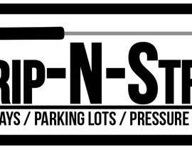 #16 untuk Design a Logo for Parking Lot Striping/Pressure Washing Business oleh cha5e