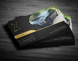 ashanurzaman tarafından Design some Business Cards for Car Detailing için no 7