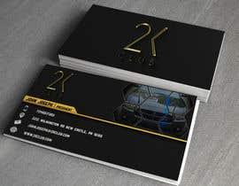 truegameshowmas tarafından Design some Business Cards for Car Detailing için no 18