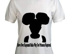 rjayasuriya tarafından Design a T-Shirt for Natural Hair Movement için no 13