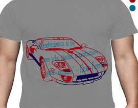 #56 untuk Simple text layout for a T-Shirt oleh johnpullikotill