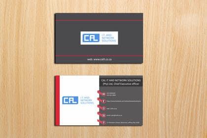 #3 untuk Business card design – logo and info supplied oleh rajkumar3219