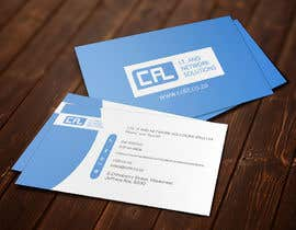 #6 untuk Business card design – logo and info supplied oleh muradhabib75