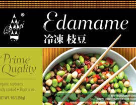 #17 untuk Design a package for ready to eat edamame or mukimame oleh frizzaro