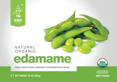 #6 untuk Design a package for ready to eat edamame or mukimame oleh Nadasol