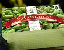 #12 untuk Design a package for ready to eat edamame or mukimame oleh niko340