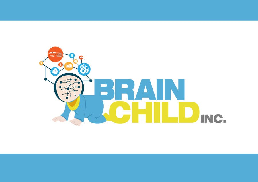 #37 for Brain Child Inc logo by xcerlow