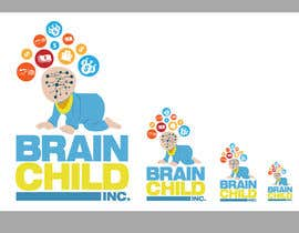 #38 for Brain Child Inc logo af xcerlow