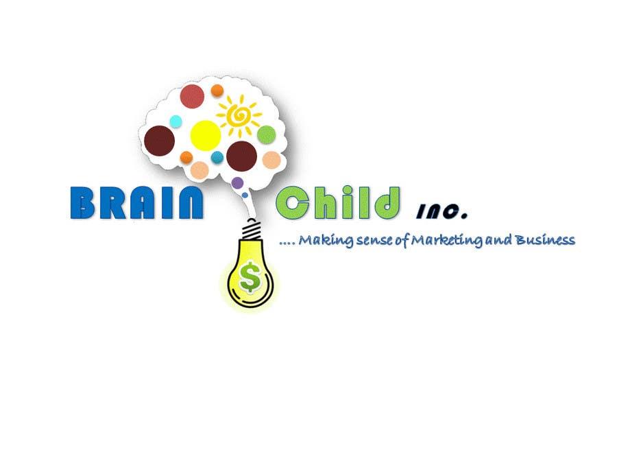 #4 for Brain Child Inc logo by atifqayyum