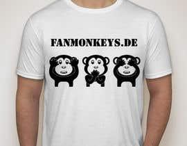 KaimShaw tarafından Design eines T-Shirts for fanmonkeys.de için no 28