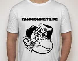 KaimShaw tarafından Design eines T-Shirts for fanmonkeys.de için no 53