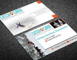 lipiakhatun586 tarafından Business Cards For CatchCarri.Com için no 32