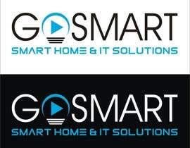 #23 untuk Design a Logo for GoSmart oleh BlajTeodorMarius