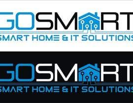 #29 untuk Design a Logo for GoSmart oleh BlajTeodorMarius