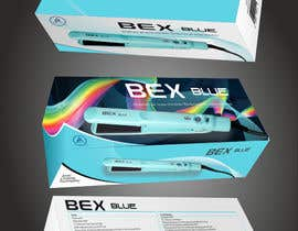 nikomen tarafından Create Print and Packaging Designs for Hair Iron Box için no 14