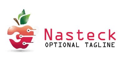 Penyertaan Peraduan #2 untuk Design a Logo for Nasteck (Company that sells Apple products)