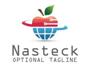 Penyertaan Peraduan #14 untuk Design a Logo for Nasteck (Company that sells Apple products)