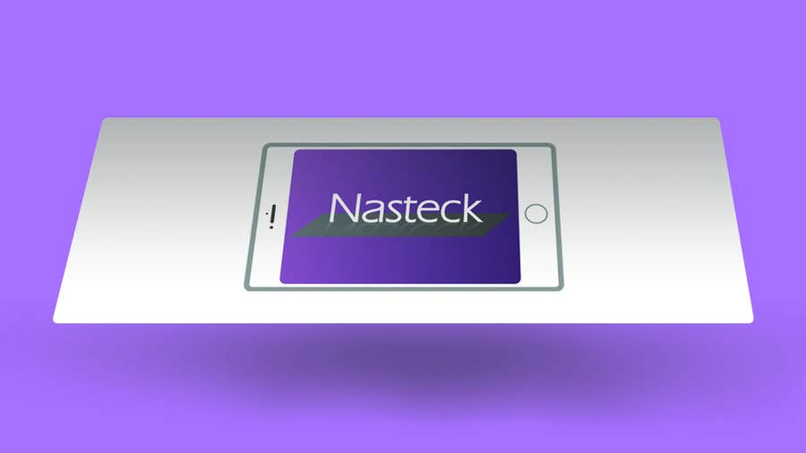 Penyertaan Peraduan #19 untuk Design a Logo for Nasteck (Company that sells Apple products)