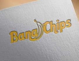 #50 untuk Logo for Banana Chips brand oleh mahmoud0khaled