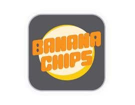 #49 untuk Logo for Banana Chips brand oleh sgmetlive
