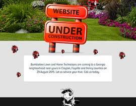 manojkaninwal tarafından Design a Website Mockup for Our Company's Landing Page için no 10