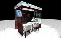Do some 3D Modelling for instore Kiosk için 3D Rendering13 No.lu Yarışma Girdisi