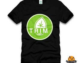 mykelamontagne tarafından Design a Logo for clothing company for the cannabis movement için no 42