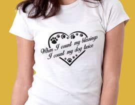 #28 untuk Design a T-Shirt for Dogs Rule oleh alok95