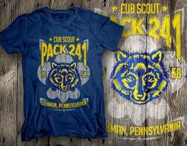 #4 untuk Design a T-Shirt for Cub Scout Pack oleh dsgrapiko