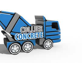 #97 untuk Design a Logo for Concrete Company oleh cristiandmt