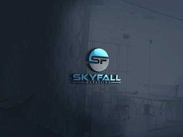 #25 untuk Logo for my new company SKYFALL MARKETING oleh eltorozzz