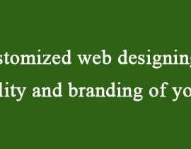 RadsN tarafından Write a header text for a web design marketplace için no 175