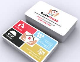 #21 untuk Design some Business Cards for Claimguard oleh toyz86