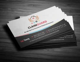 #23 untuk Design some Business Cards for Claimguard oleh ashanurzaman