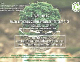 annawongsc tarafından Atlanta Recycles Summit için no 5