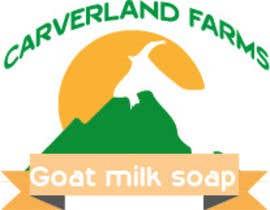 #20 untuk Design a Logo for Carverland Farms Goat Milk Soap oleh szamnet