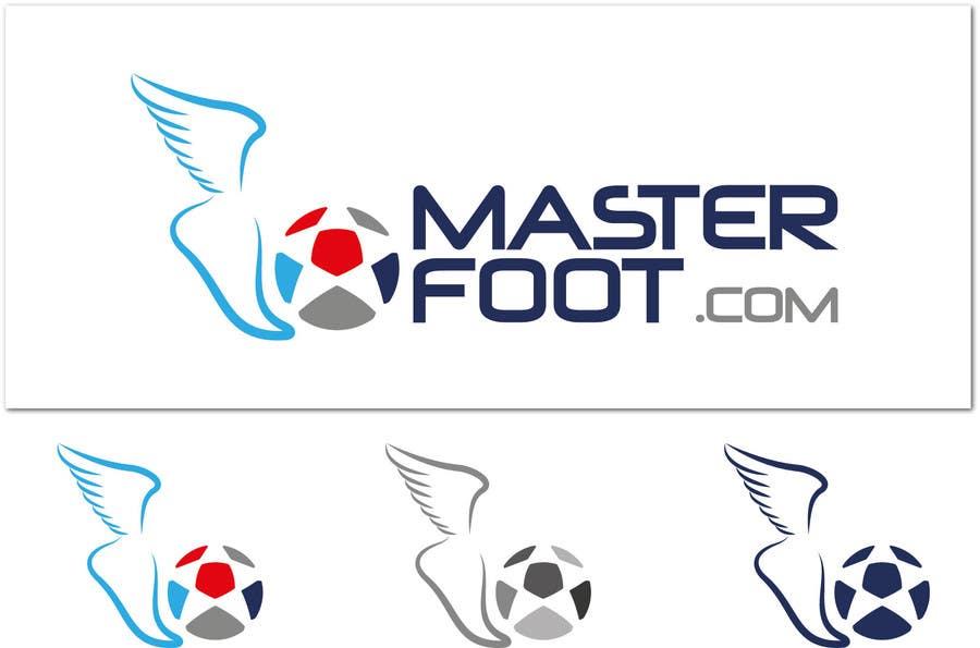 Inscrição nº                                         9                                      do Concurso para                                         LOGO for a FOOTBALL WEBSITE