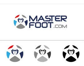#29 for LOGO for a FOOTBALL WEBSITE by anamiruna