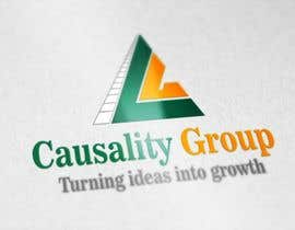 mischad tarafından Develop a Corporate Identity for the trading firm Causality SL için no 470