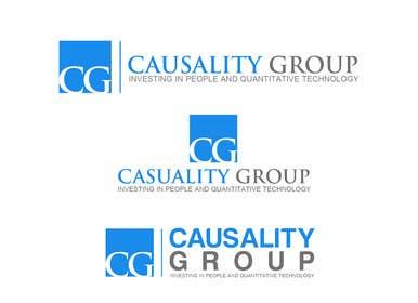 #213 untuk Develop a Corporate Identity for the trading firm Causality SL oleh PyramidsGraphic