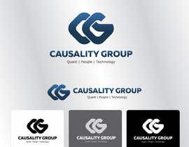 #398 for Develop a Corporate Identity for the trading firm Causality SL by zmeeya