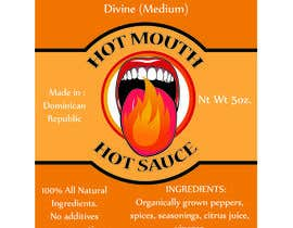#8 untuk Create a label design for hot sauce bottle oleh baroque90